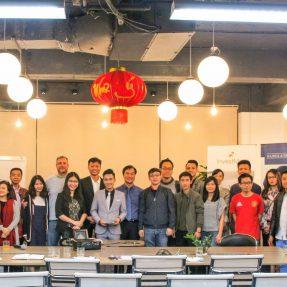 Connecting Vietnam and Europe s naší účastí